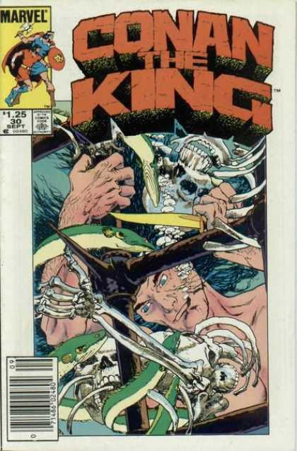 Conan the King 30 - Michael Kaluta