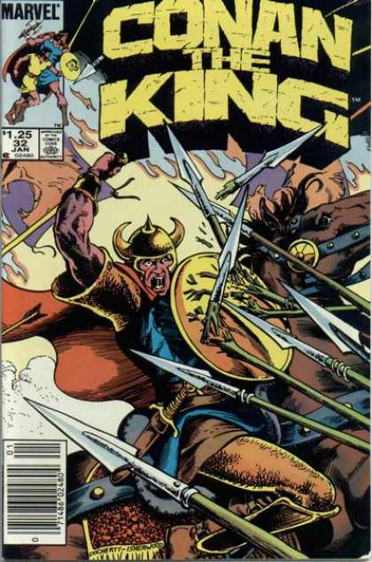 Conan the King 32
