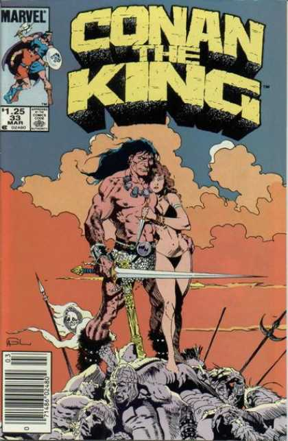 Conan the King 33