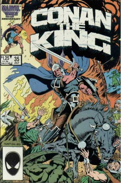 Conan the King 35