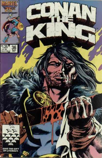 Conan the King 36