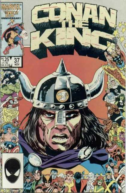 Conan the King 37
