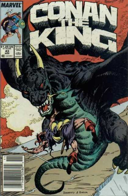 Conan the King 43