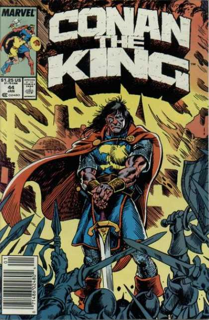 Conan the King 44