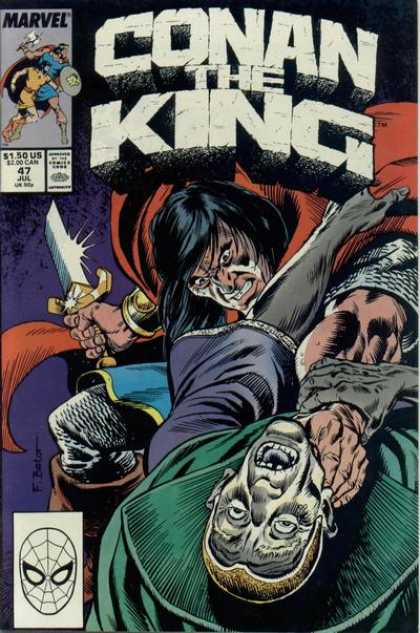 Conan the King 47