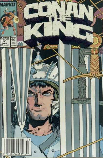 Conan the King 51 - Michael Kaluta