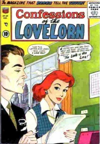 Confessions of the Lovelorn 84