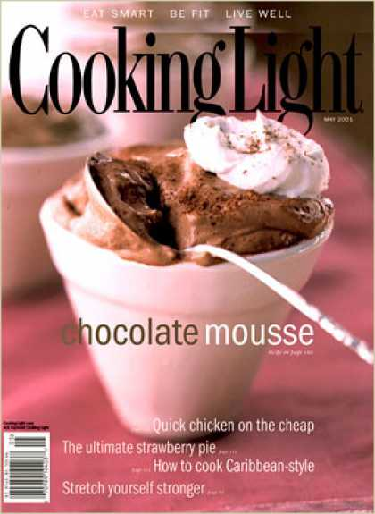Cooking Light - Chocolate Mousse
