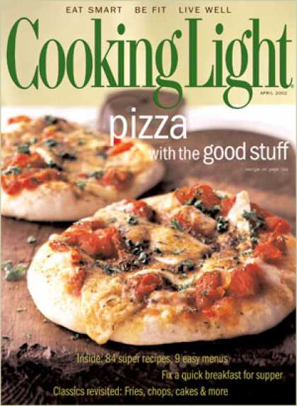Cooking Light - Herbed Cheese Pizza (Lahmacun)