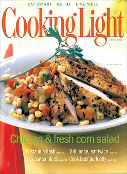 Cooking Light - Corn and Roasted Pepper Salad