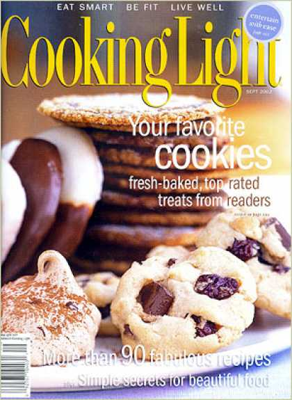 Cooking Light - Double Chocolate Cookies