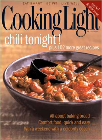 Cooking Light - All-American Chili