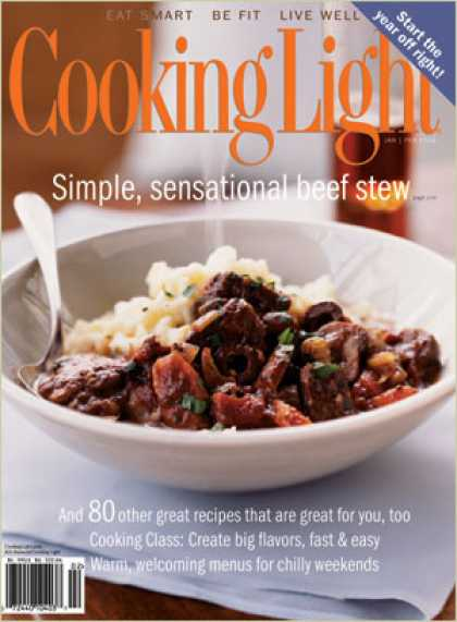 Cooking Light - Beef Stew