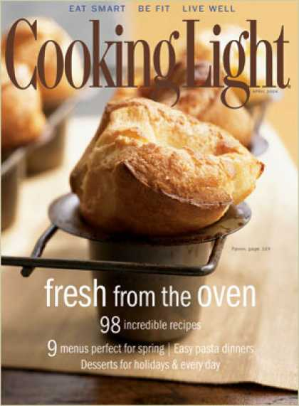 Cooking Light - Popovers