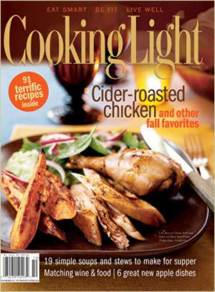 Cooking Light - Cider-Roasted Chicken