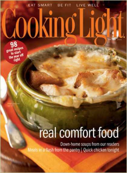 Cooking Light - French Onion Soup