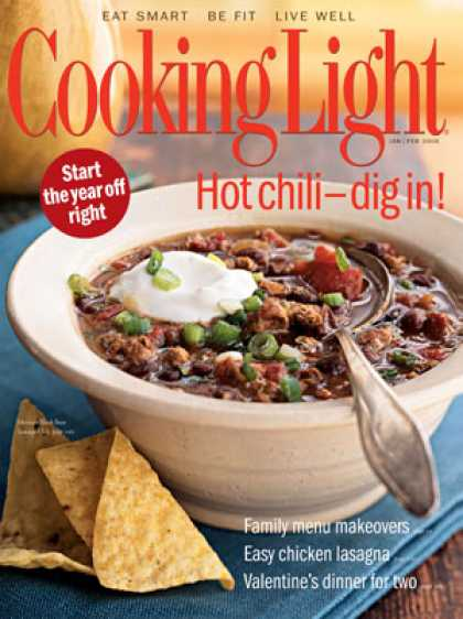 Cooking Light - Mexican Black Bean Sausage Chili