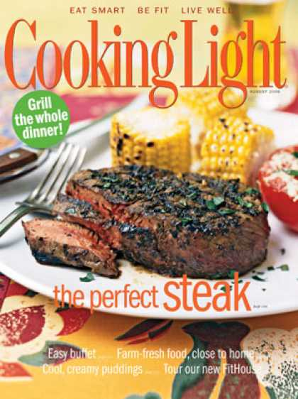 Cooking Light - Basic Grilled Steak