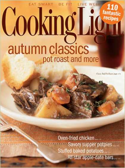 Cooking Light - Classic Beef Pot Roast