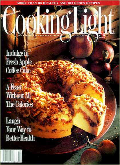 Cooking Light - Fresh Apple Coffee Cake