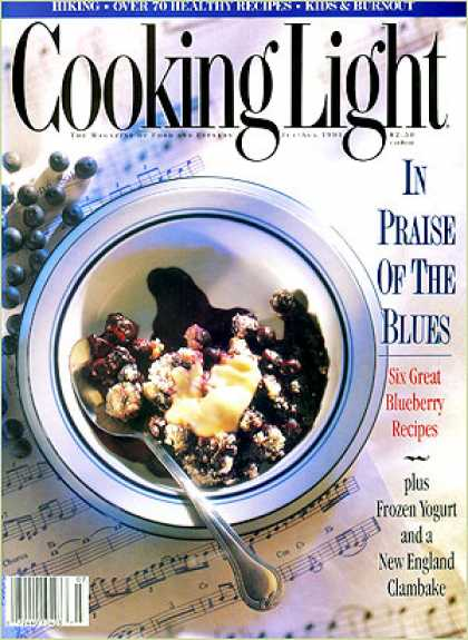 Cooking Light - Blueberry-Cherry Crisp