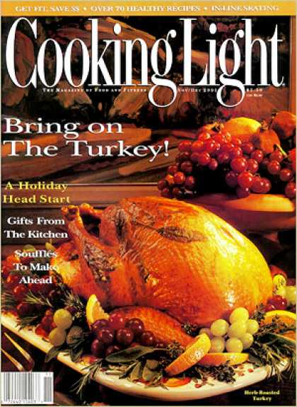 Cooking Light - Herb-Roasted Turkey