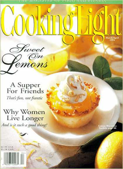 Cooking Light - Lemon Macaroon Tarlets