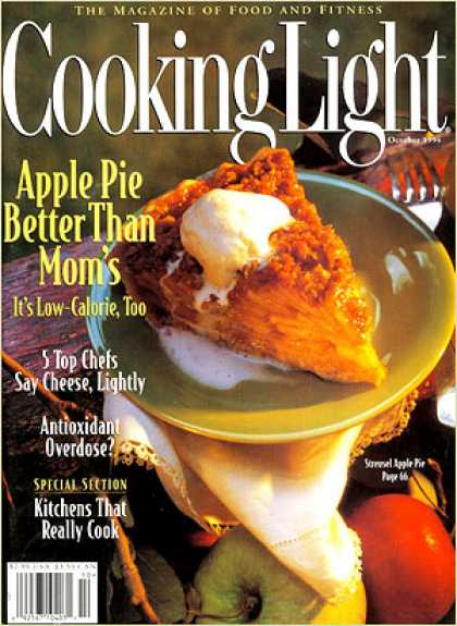 Cooking Light - Streusel Apple Pie