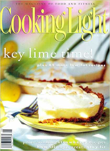 Cooking Light - Key Lime Pie