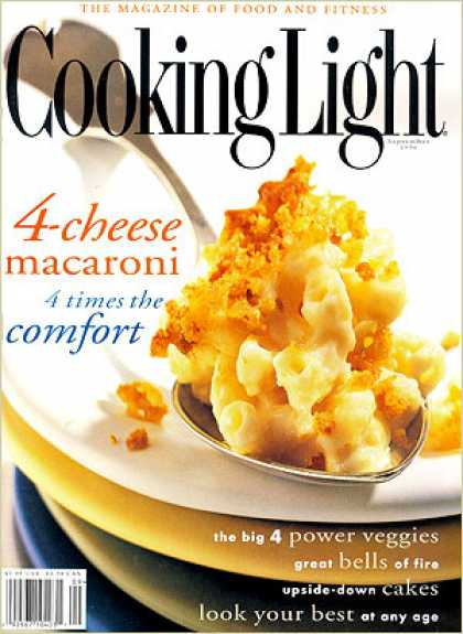 Cooking Light - Creamy Four-Cheese Macaroni