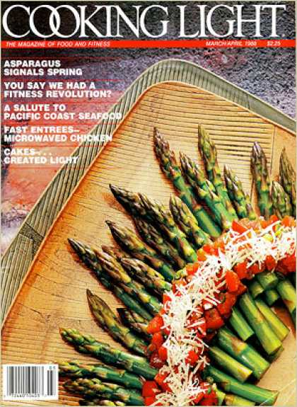 Cooking Light - Savory Italian Asparagus