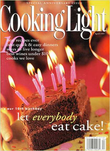 Cooking Light - Cooking Light's Ultimate Chocolate Layer Cake