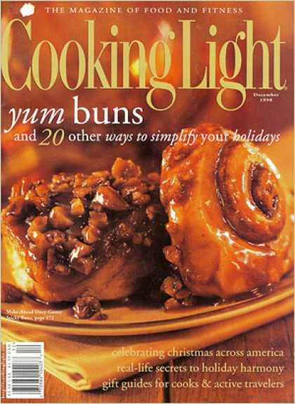 Cooking Light - Make-Ahead Ooey-Gooey Sticky Buns