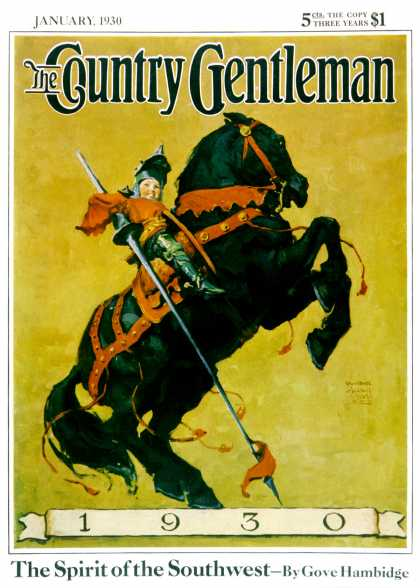 Country Gentleman - 1930-01-01