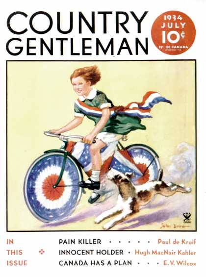 Country Gentleman - 1934-07-01: Fourth of July Bike Ride (John Drew)