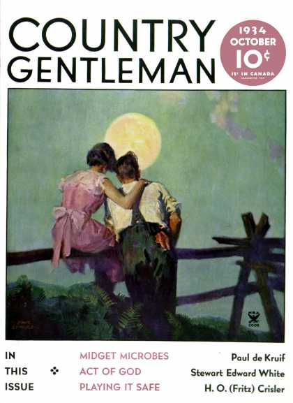 Country Gentleman - 1934-10-01: Full Moon Romance (Phil Lyford)