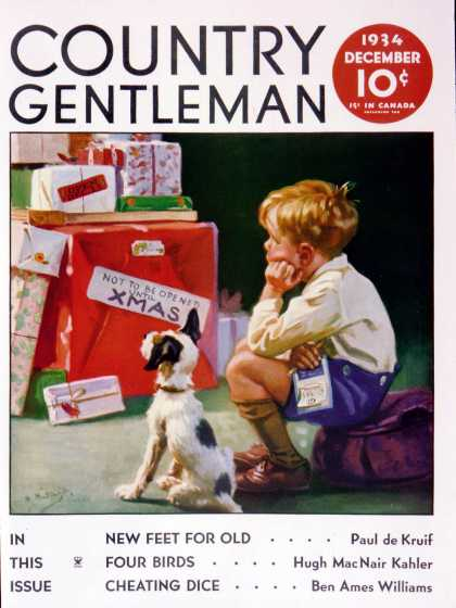Country Gentleman - 1934-12-01: Do Not Open Until Christmas (Henry Hintermeister)