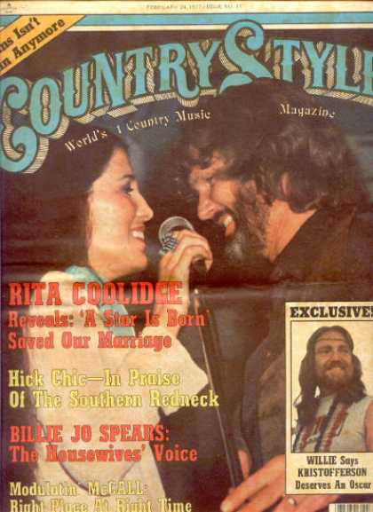 CountryStyle - 4/1977