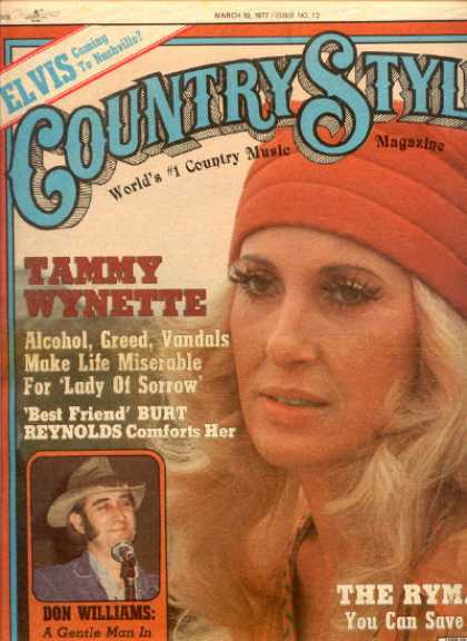 CountryStyle - 10/1977