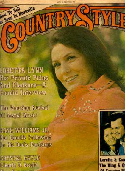 CountryStyle - 5/1977