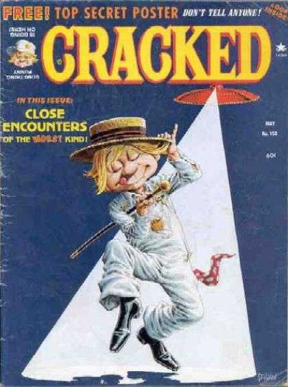 Cracked 150 - Cracked - Close Encounters - Hat - Suit - Dance