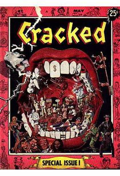 Cracked 2 - Bill Everett