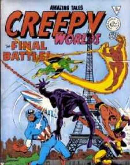 Creepy Worlds 123