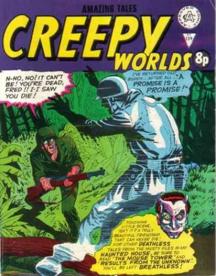 Creepy Worlds 139