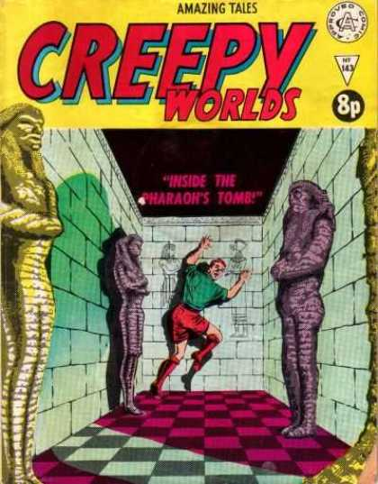 Creepy Worlds 143