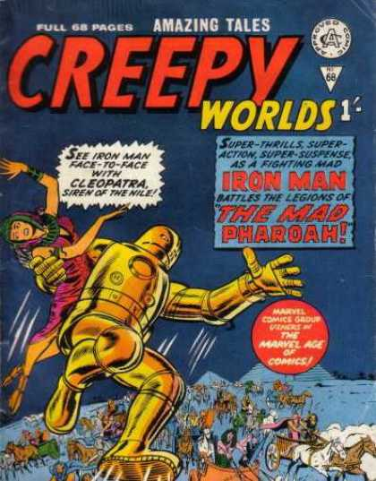 Creepy Worlds 68