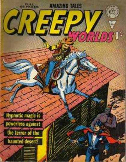 Creepy Worlds 86