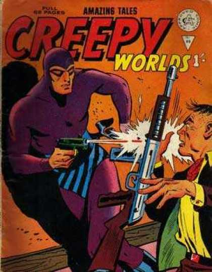 Creepy Worlds 89