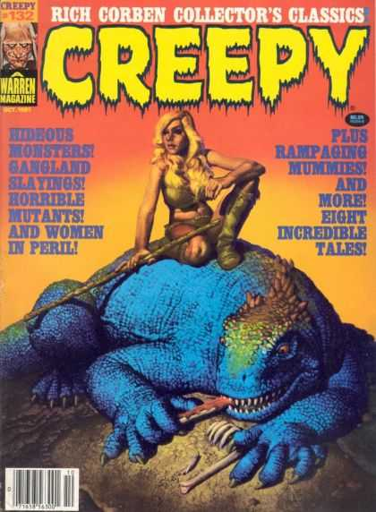 Creepy 132 - Richard Corben