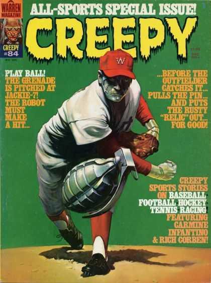 Creepy Covers #50-99